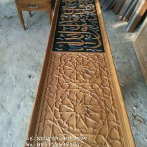 Mihrab-kaligrafi